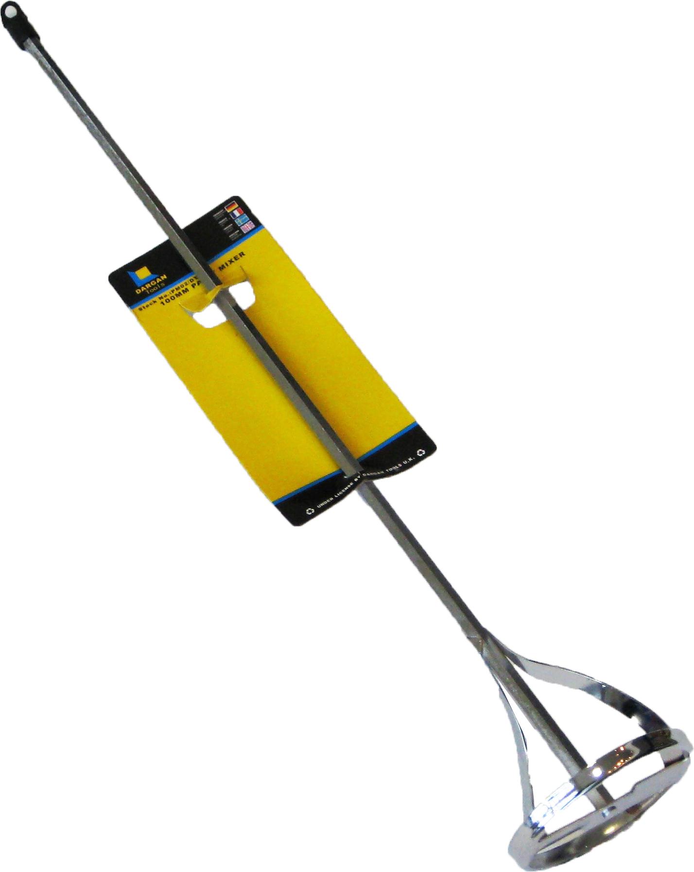 Paint Paddle 100mm