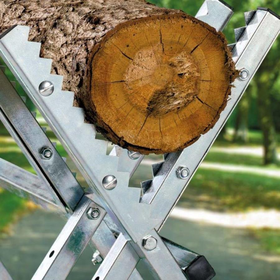 Log Saw Horse
