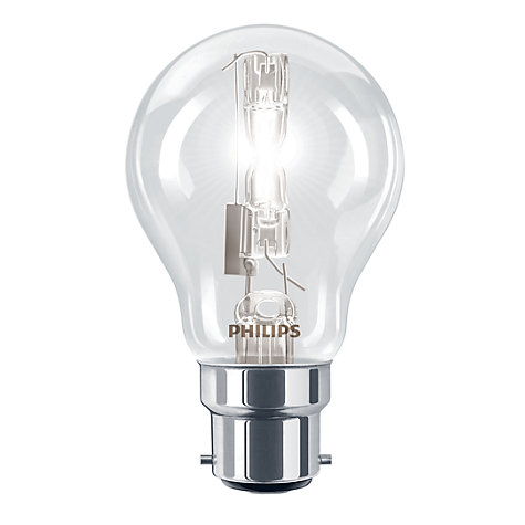 Philips Eco30 70W BC Classic Bulb Boxed