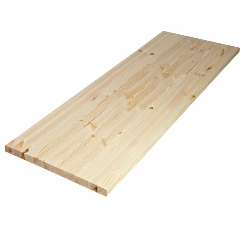 2500 x 500 x 18mm Pine Lamwood Pane (PEFC)