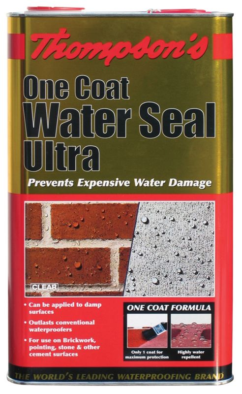 Thompsons One Coat Water Seal  5L