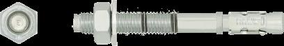 Rawlplug Through Bolt HT M12x150 ***