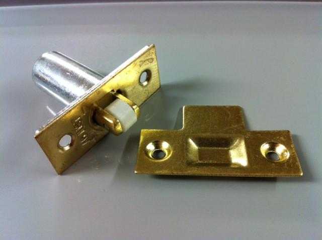 Bales Catch Adjustable Brass
