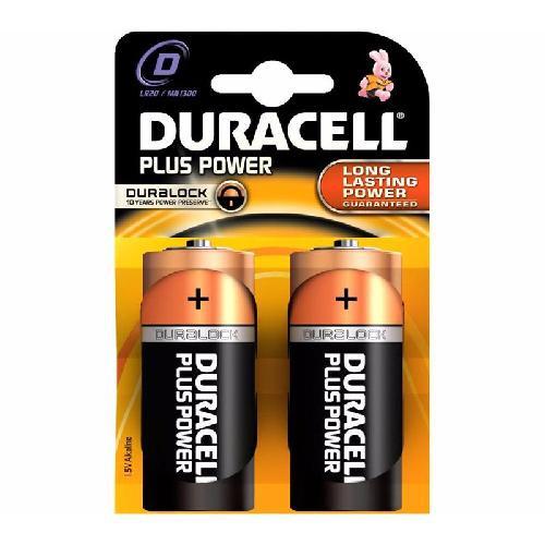 Duracell DK2P Alkaline Batteries(2) S3504