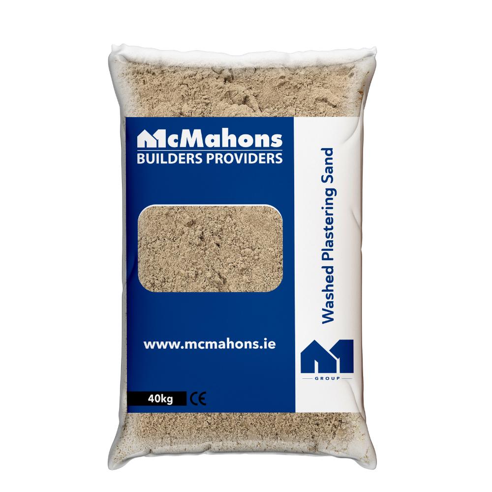 Plastering Sand Small Bag 40kg