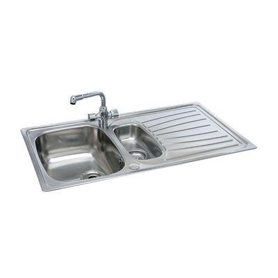 Precision Plus 150 1.5 Bowl Sink & Waste