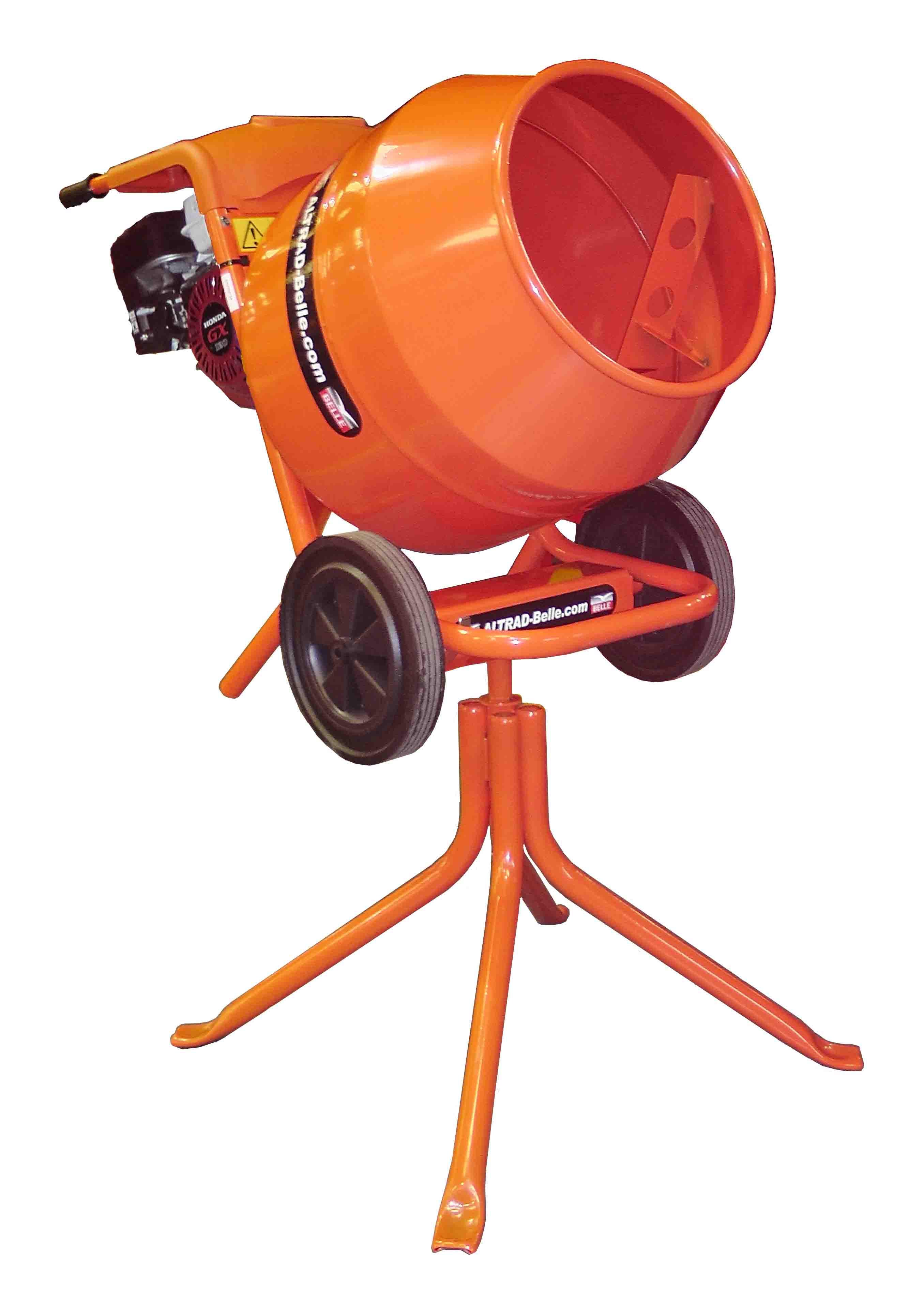 110v Electric Belle Cement Mixer 1/2 Bag (150Ltr)