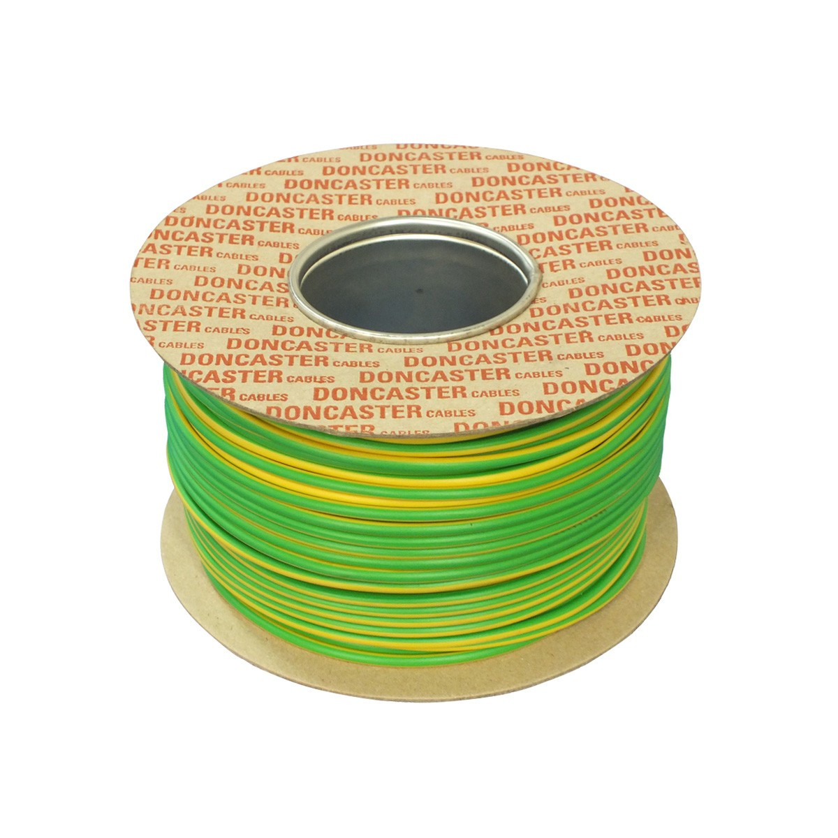 Earth Wire 2.5 Sq mm Stranded Green/ Yellow ST91X