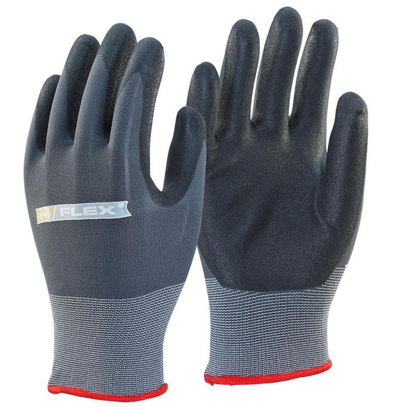 Nitrile PU Mix Coated Glove L (Pair)