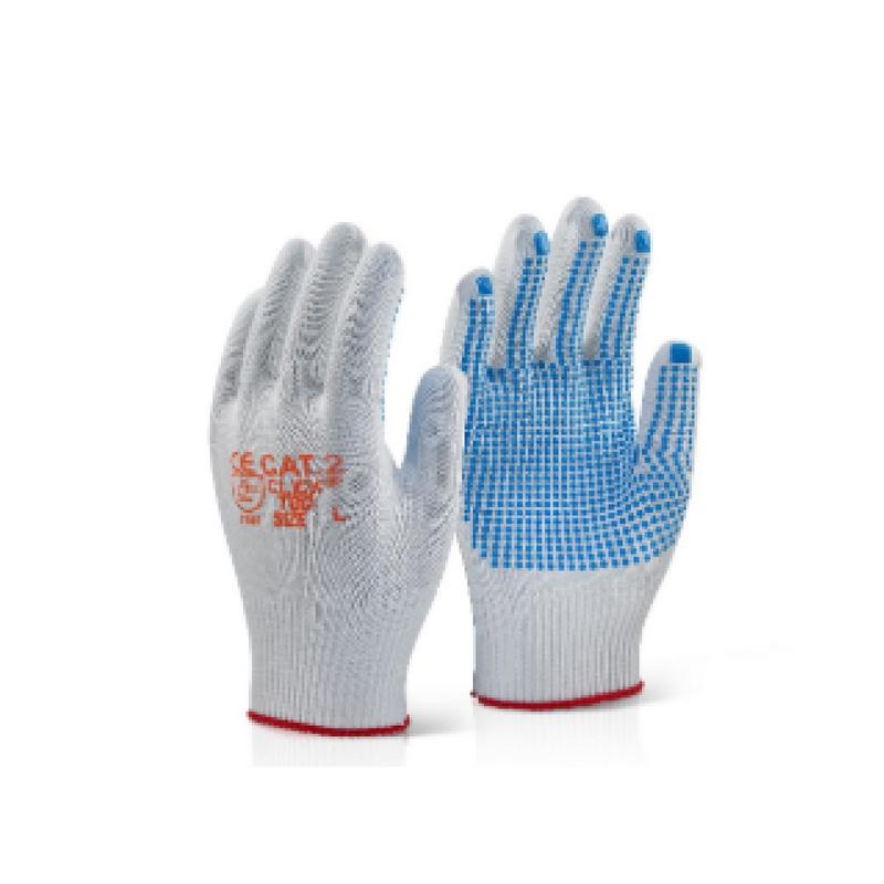 Nylon PVC Dot Glove XL (Pair)