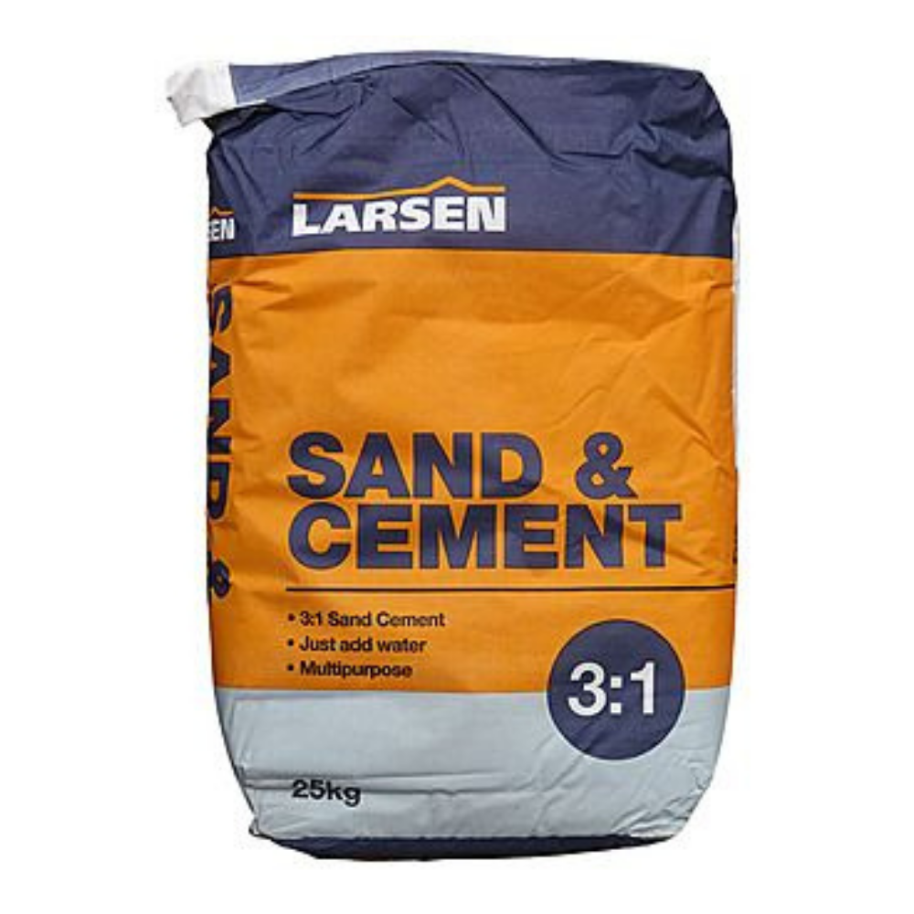 Sand And Cement Mortar Mix 20kg Bag