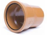 Sewer Bend 15 Degree Single Socket 110mm
