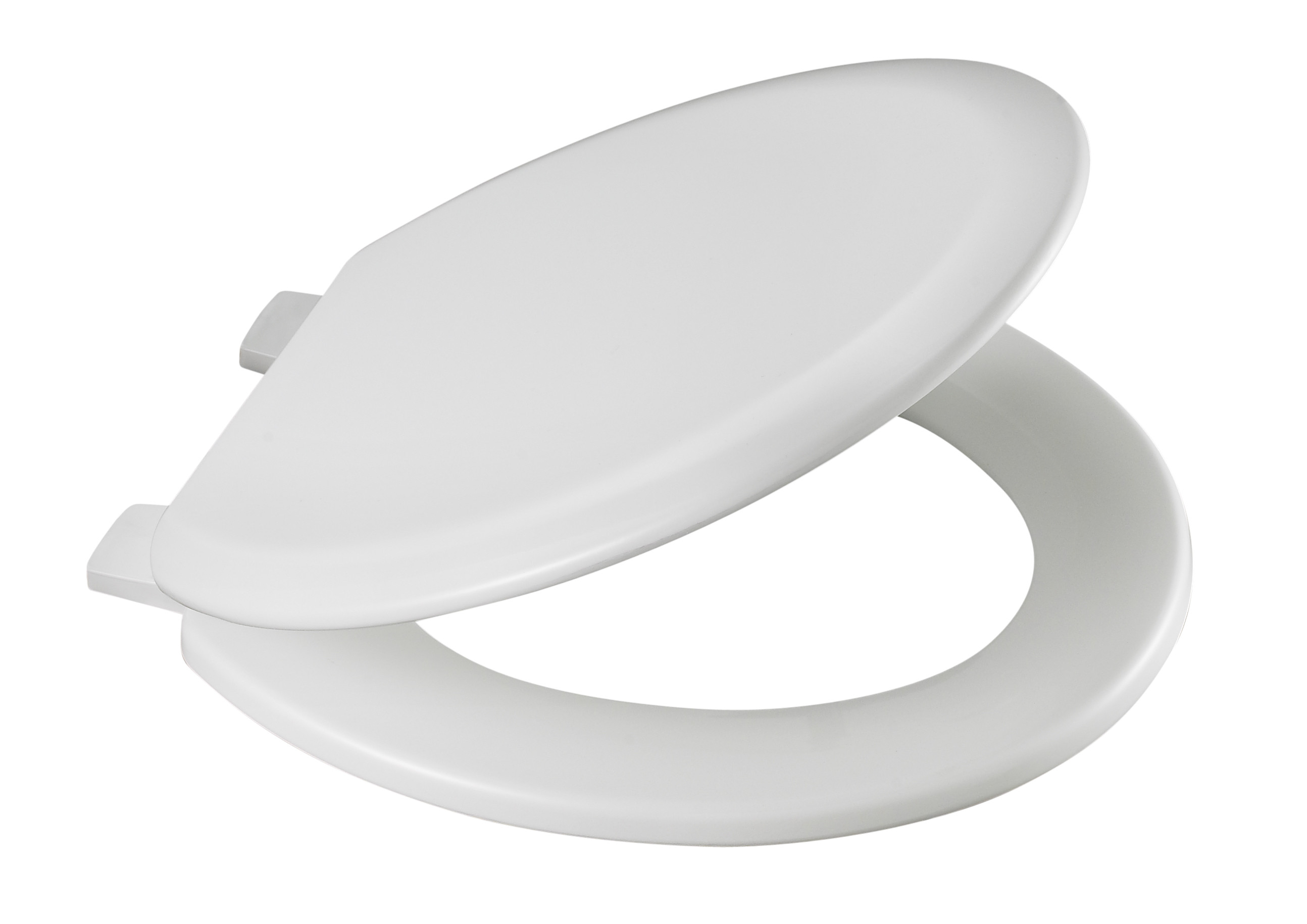 Bemis 5000 Plain Toilet Seat White