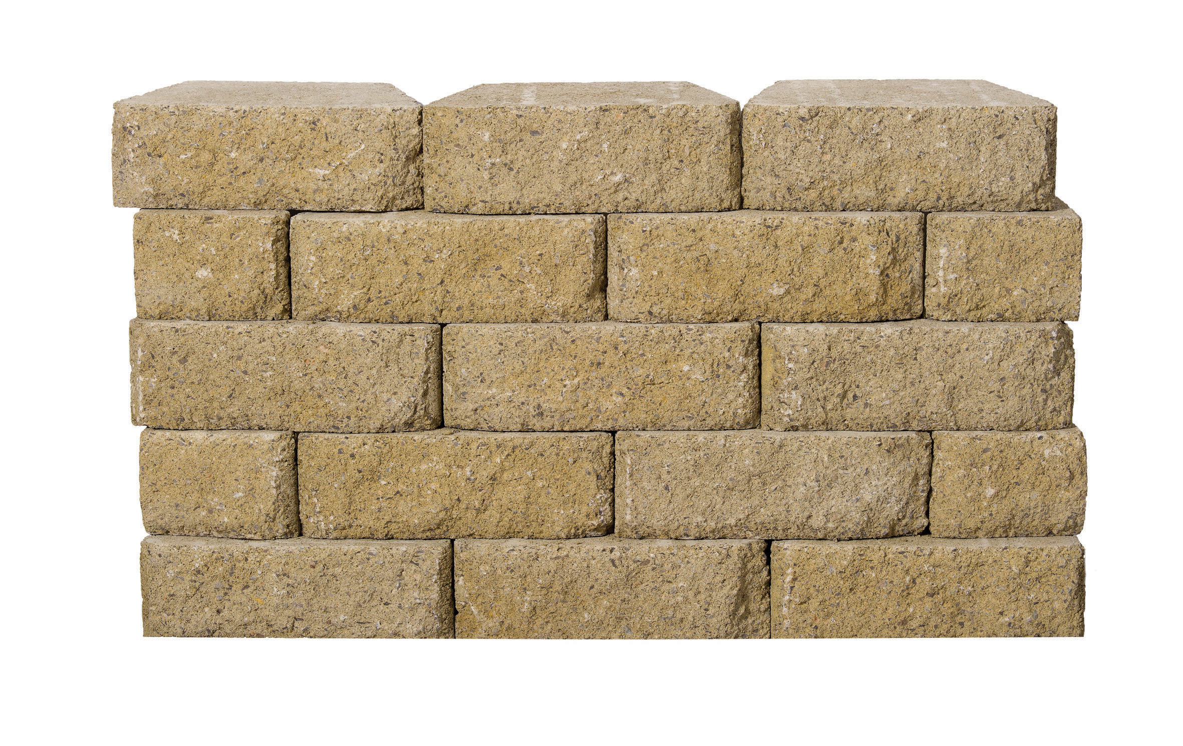 Wall Block Aspen Canelletto L295xD180xH100mm (Each)