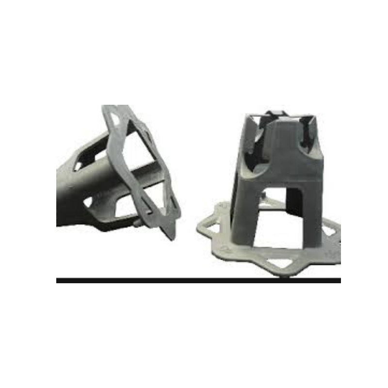 Trackspacers 30mm/100m per Pack (Plastic Hychairs For Mesh)