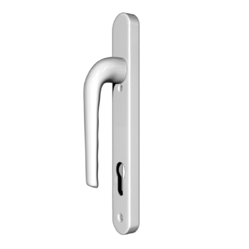Citysafe Standard Door Handles White 243mm