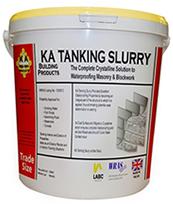 Waterproofing Tanking Slurry 25kg (Concrete Waterproofer)