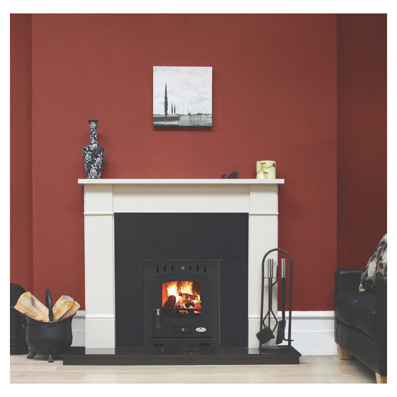 Emma complete fireplace  &  Muckross inset stove Package