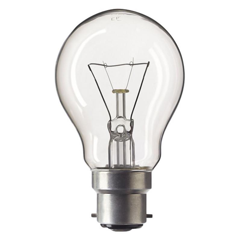 60w ES  GLS Standard Lamp
