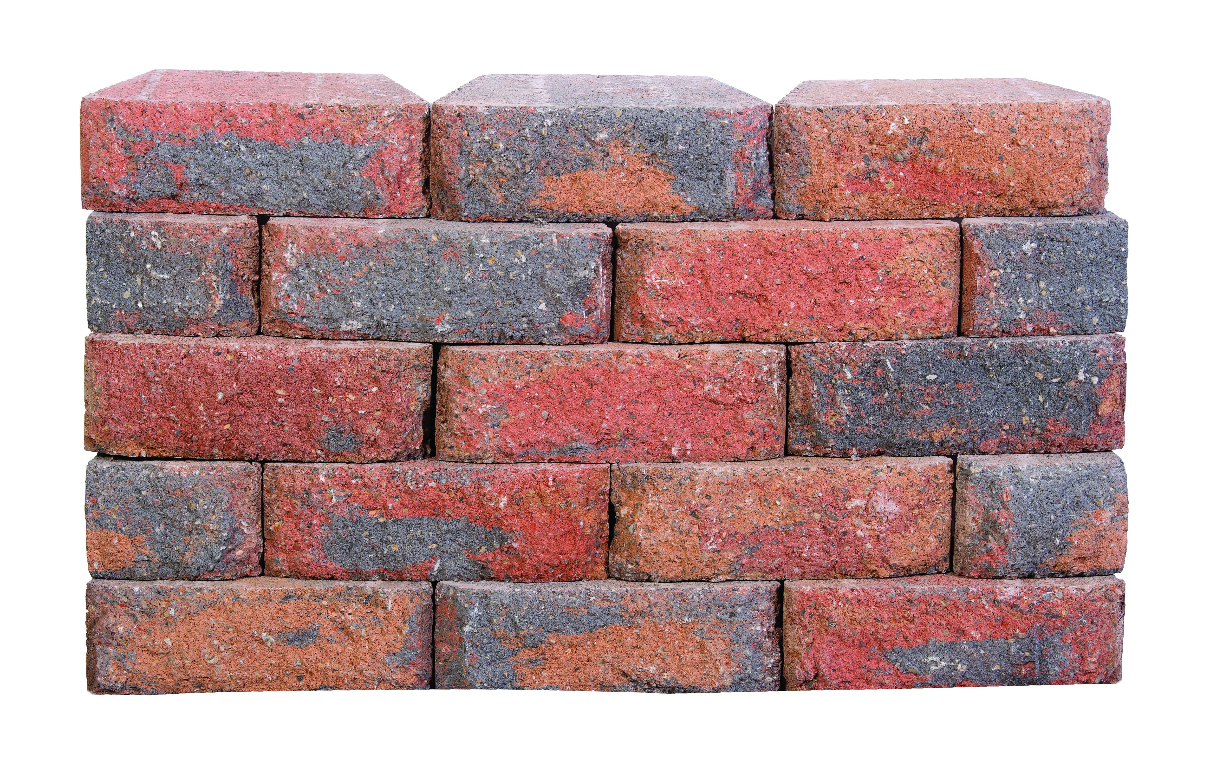 Wall Block Aspen Cashel L295xD180xH100mm (Each)
