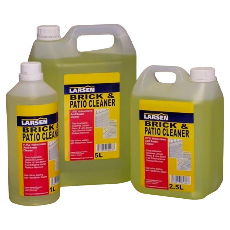 Brick & Patio Cleaner 5L