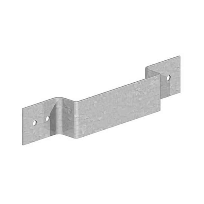 Panel Security Bracket 100mm P/Galv P117