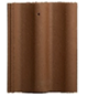 Flat Slate Tile 420x330mm New Brown (Dark Brown)