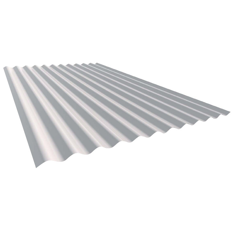 "Galvanised Corrugated Iron 12ft x 27"" (24G) 8/3"