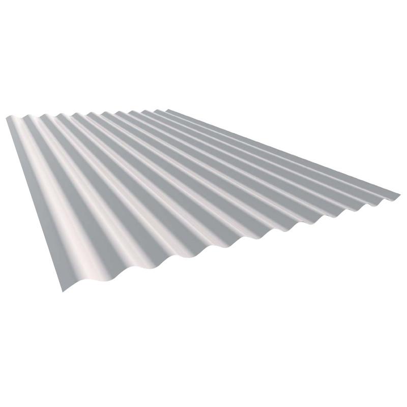 "Galvanised Corrugated Iron 6ft x 27"" (24G) 8/3"