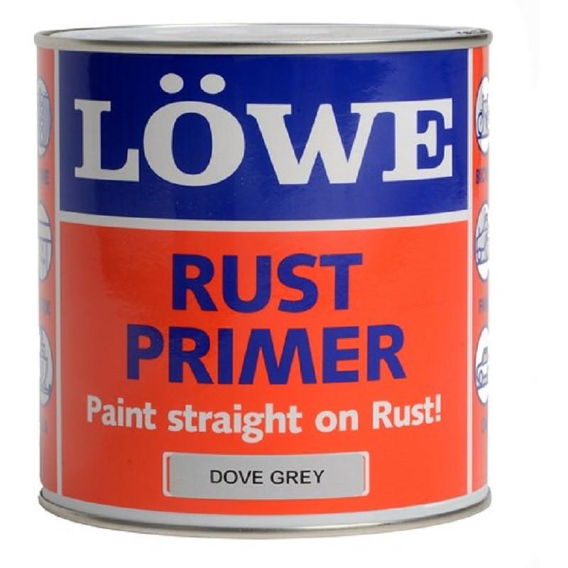 Lowe Rust Primer Tile Dove Grey 750g