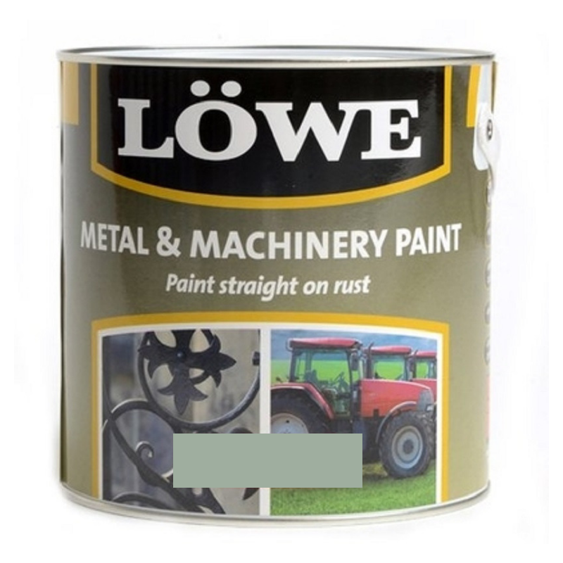Lowe Metal & Machinery Paint Silver 2.5ltr