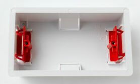 2 Gang Dry Lining Box