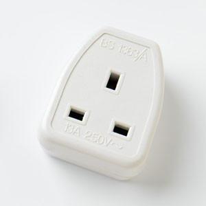 1 Gang 13Amp Extension Socket
