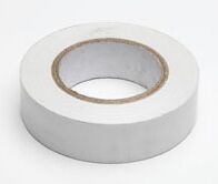 20  Mtr Insulating Tape  White