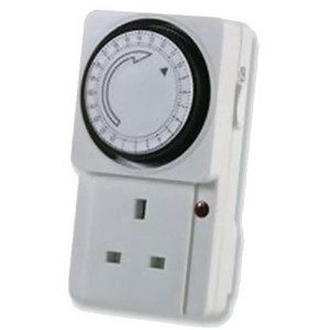 7 Day Plug In Timer