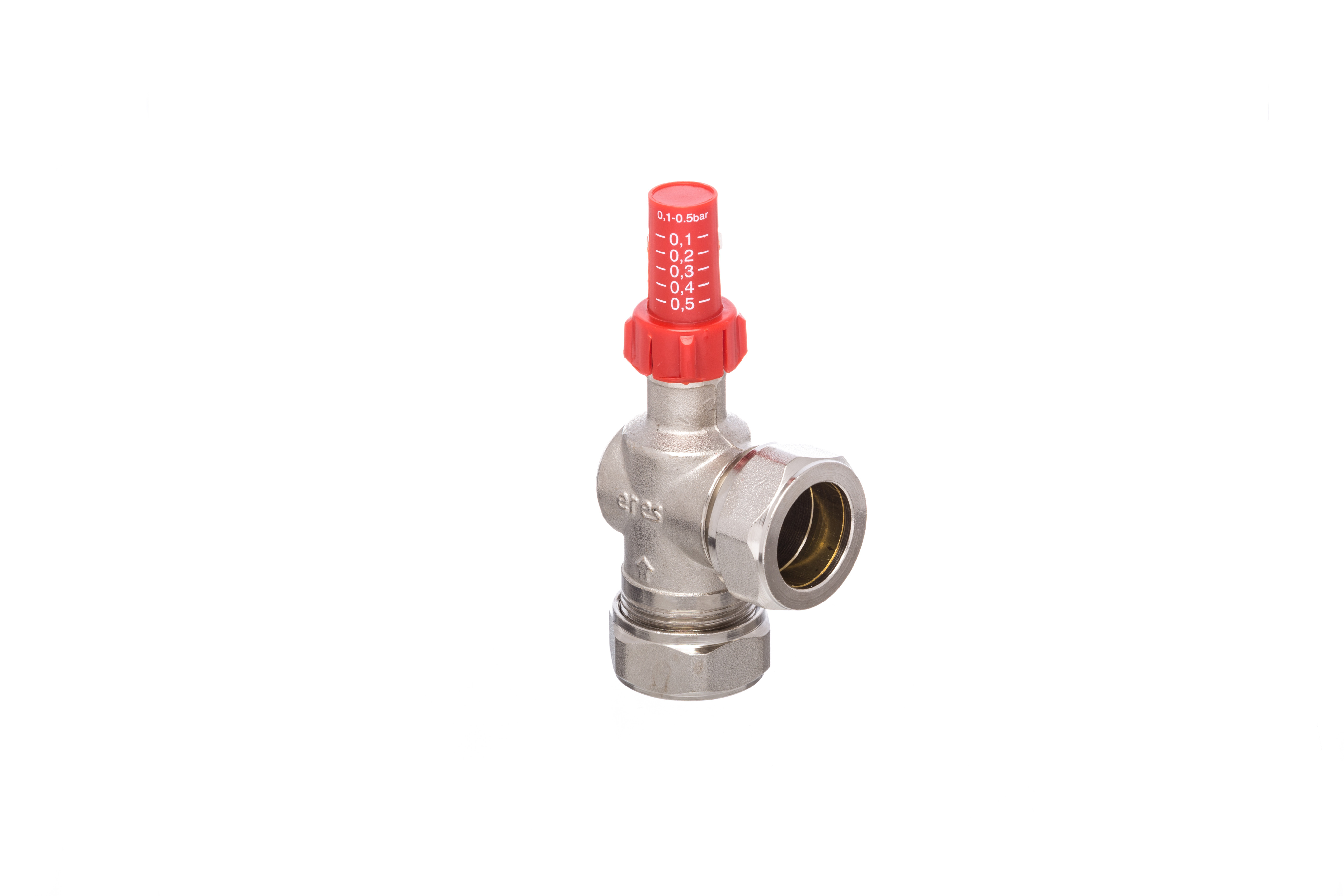 Eres 22mm Angled Automatic By Pass Valve