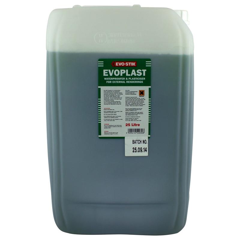 Evoplast Waterproofer - Plasticiser 25L