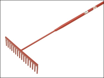 Tubular Handle Tarmac Rake
