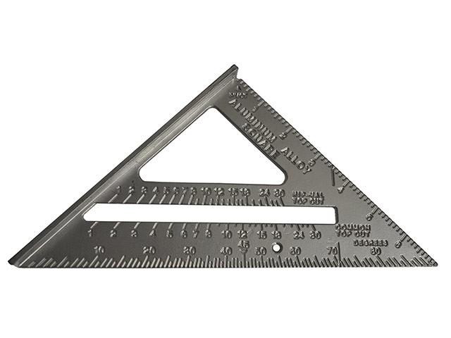 Faithfull/ Quick & Easy Aluminium Roofing Square 18cm