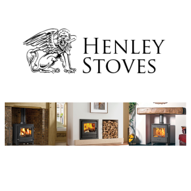 "Henley Roma 54"" Marftil Stone Fire Surround"