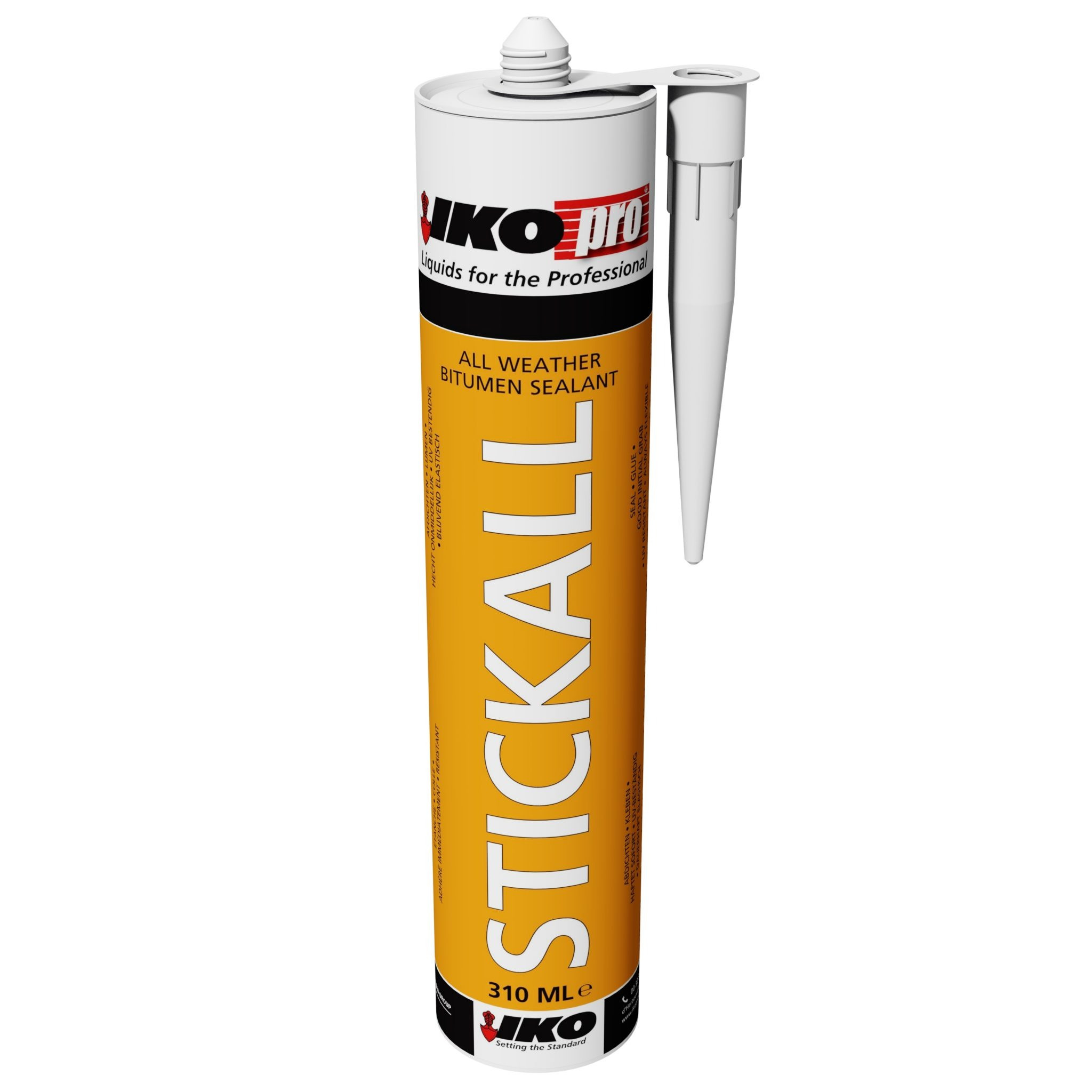 Ikopro Stickall 310ml Black