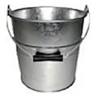 """Galvanised Bucket 11"""""""