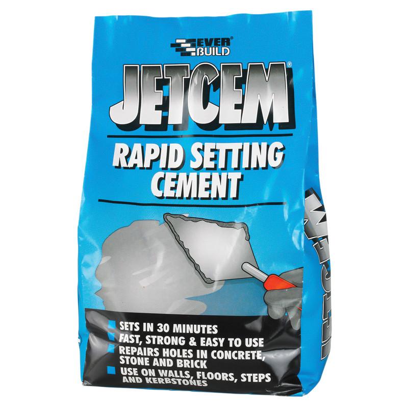 Jetcem Rapid Set Cement 6Kg