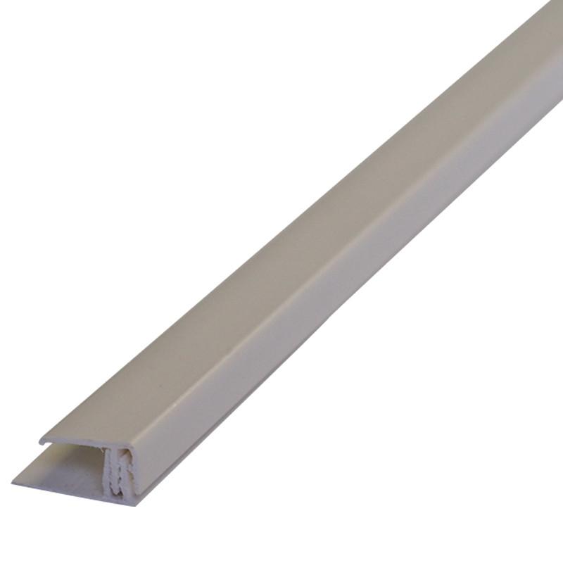 Grosfillex Endcap Stone White