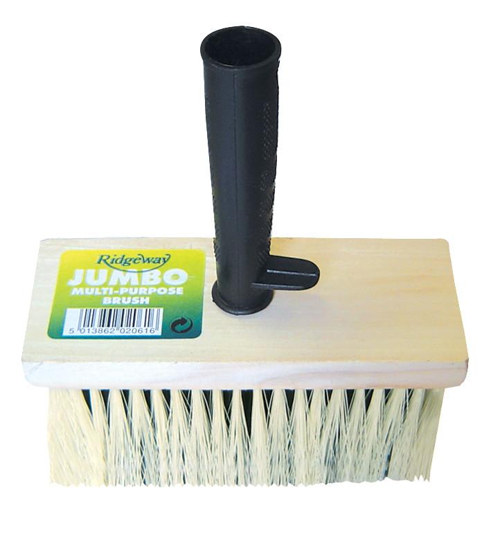 """Jumbo Block Brush 6"""""""