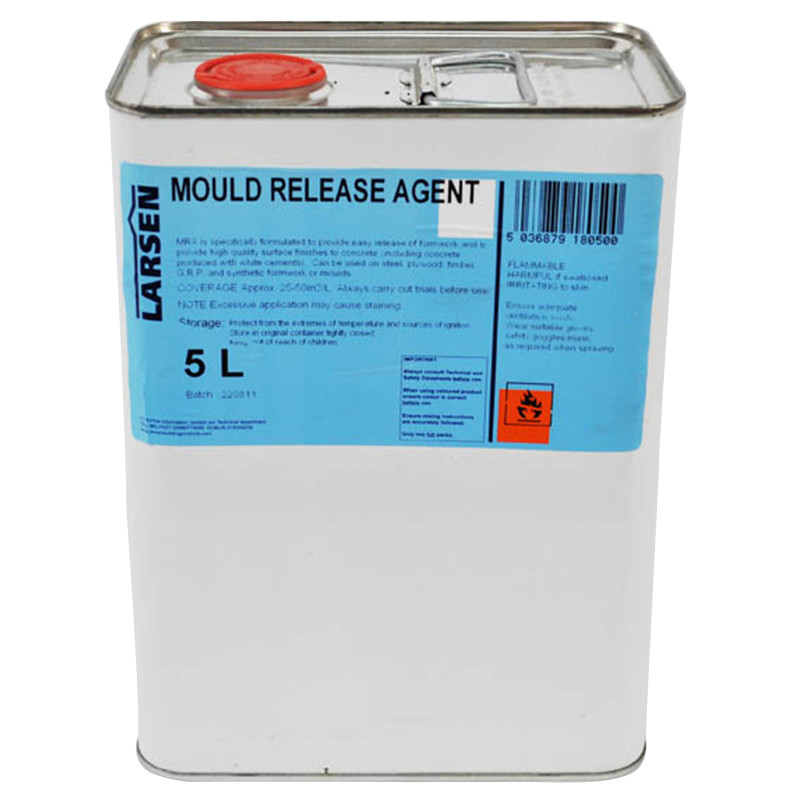 Larsen Mould Release Agent (Shuttering Oil) 5L