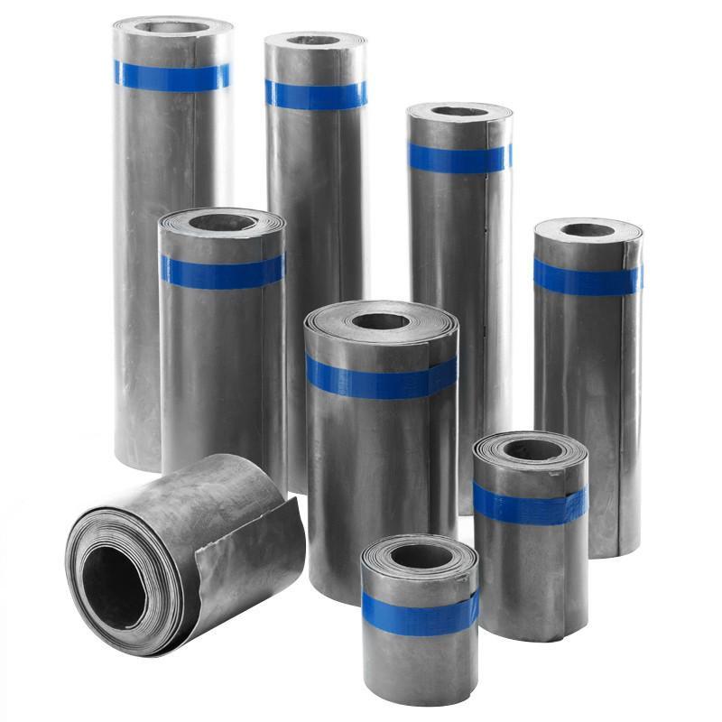 Lead Roll 4lb 100mmx6m (Milled Lead BS-EN 12588)