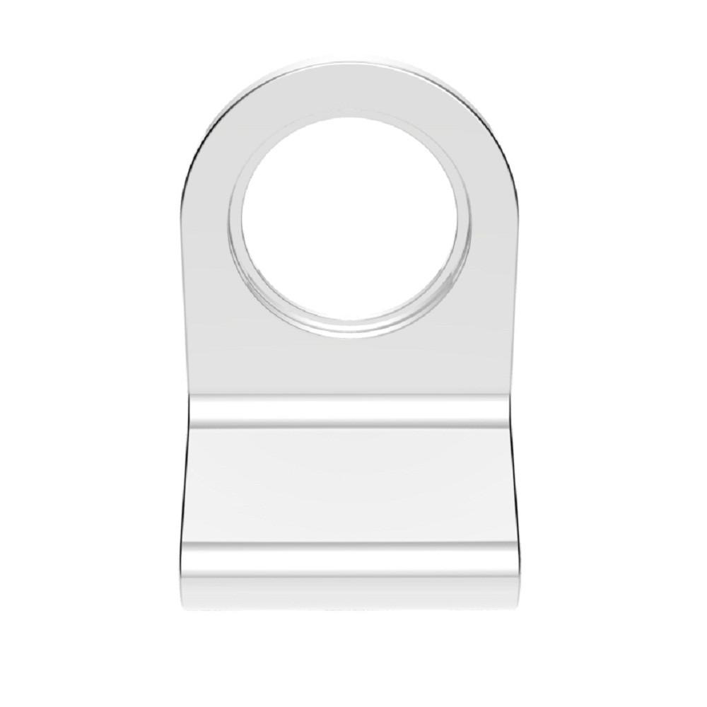 Cylinder Latch Pull Polished Chrome