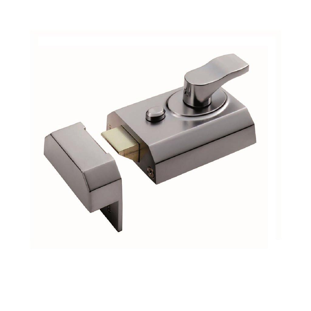 Nightlatch Double Locking Standard Operation