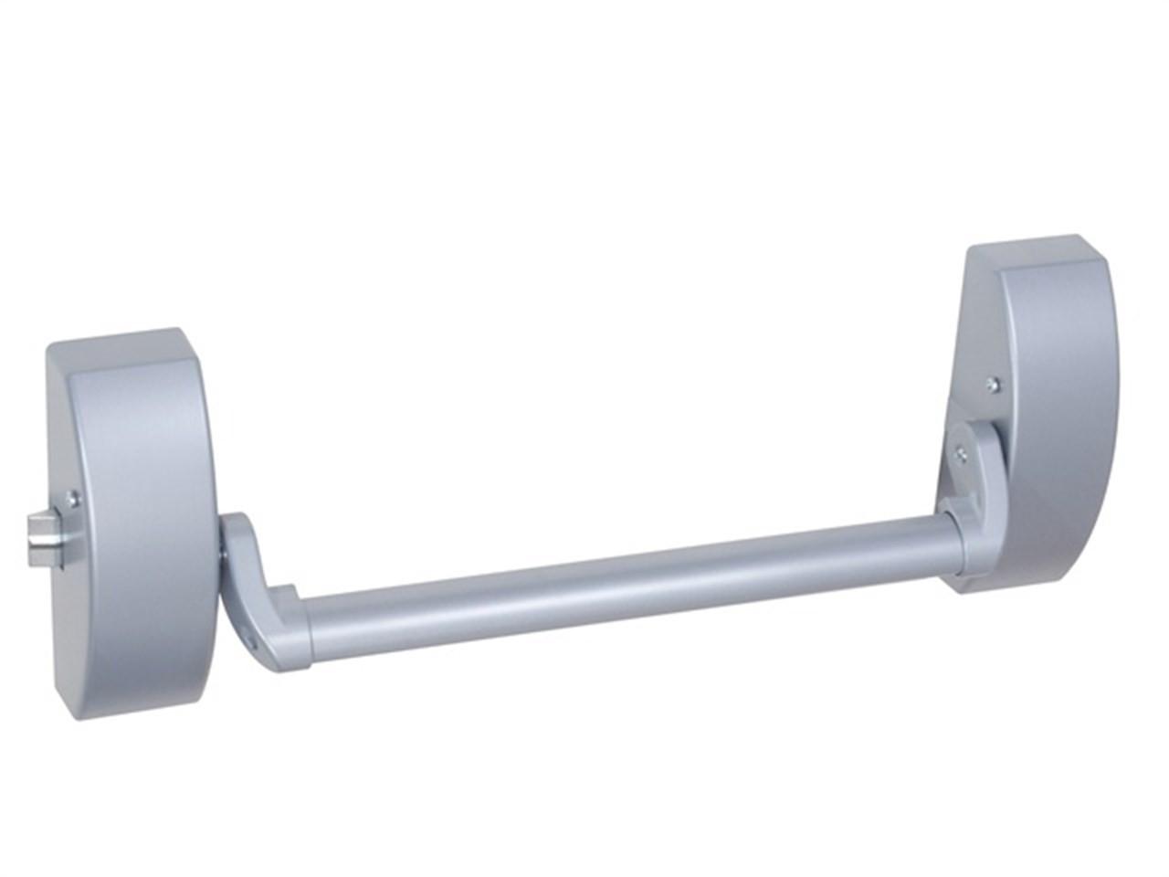 Single Door Panic Latch Timber Fixings